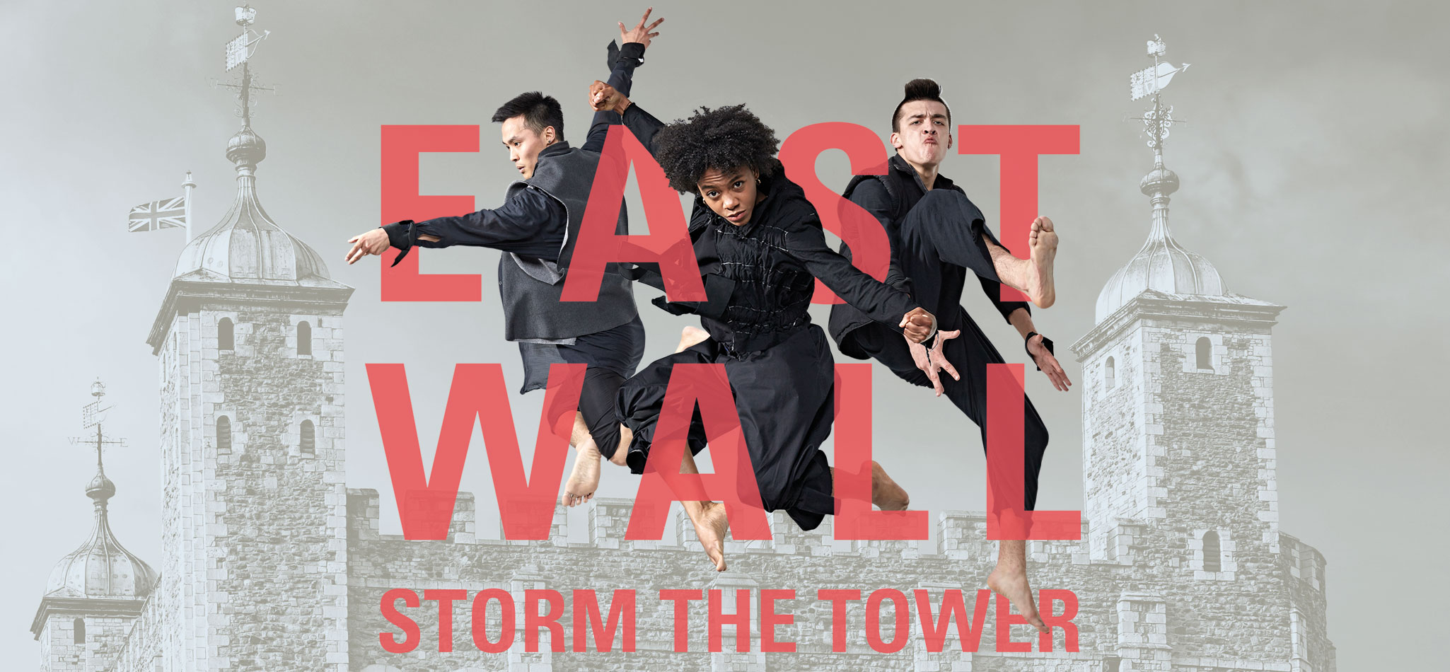 East Wall - Storm the Tower!