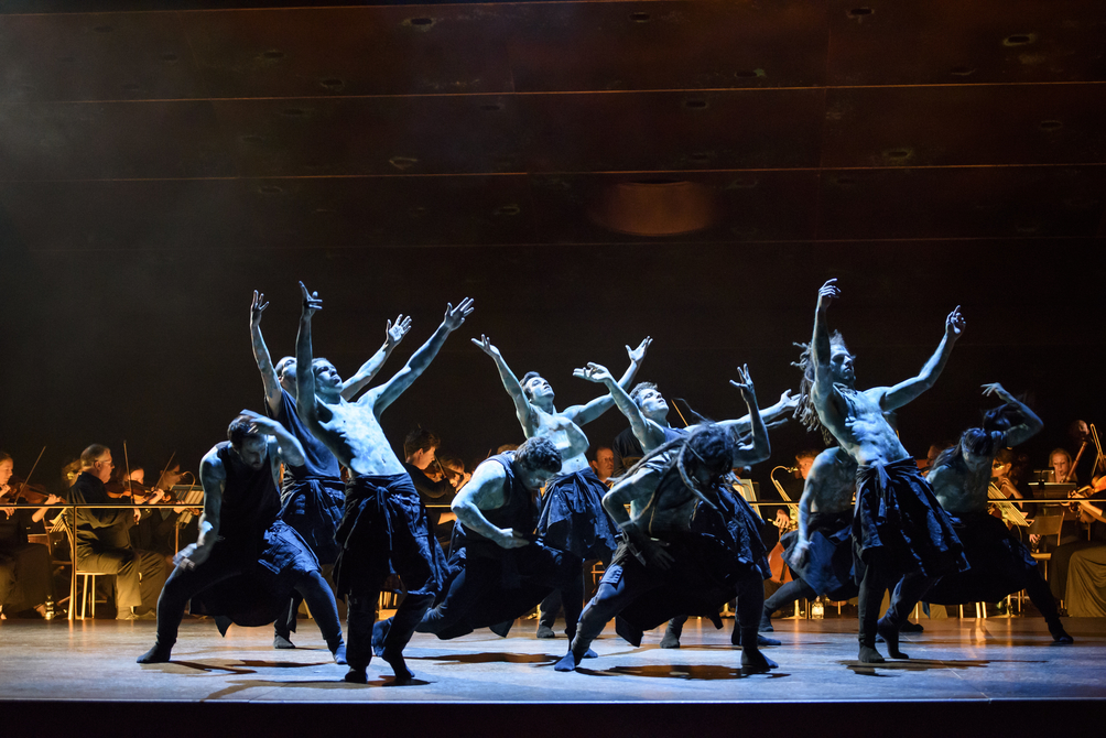 Home Page - Hofesh Shechter Company