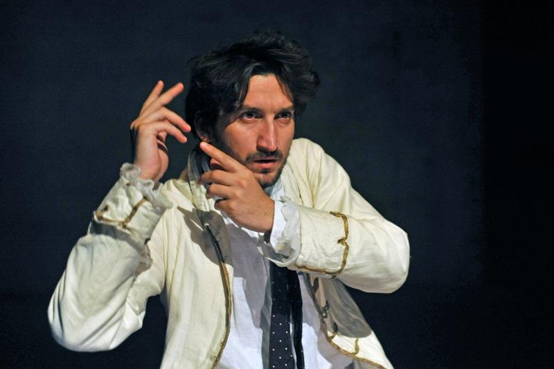 Erion Kruja In Hofesh Shechter's Sun Image Gabriele Zucca